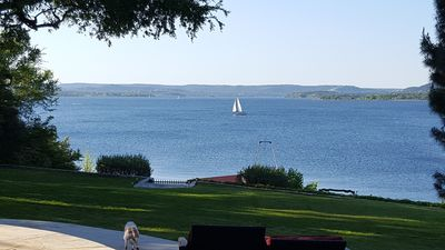 Photo for Lake Travis Home - Main Basin - Stunning Views