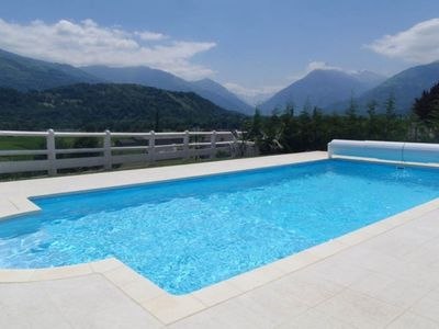 Photo for Beautiful villa with pool -3