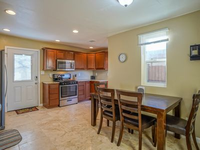 Photo for 2BR House Vacation Rental in Los Ranchos De Albuquerque, New Mexico