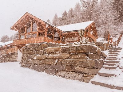 Photo for Chamois Luxury Chalet Rental in Serre-Chevalier | 11 pers with sauna, spa and cinema