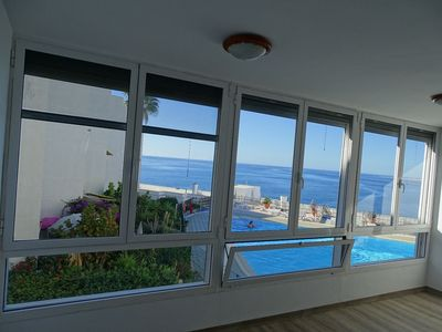 Photo for Newly renovated Bright ocean view apartment