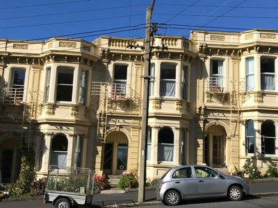Photo for Victorian terraced apartment ,
