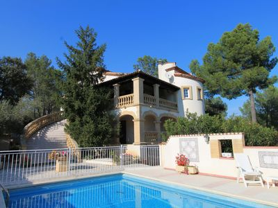 Photo for Lydia - peacefully located in a residential area of Langlade (Nimes)