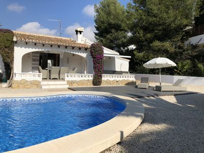Photo for Casa Anita - charming 2 bed villa minutes from the beach