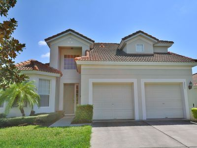 Photo for Amazing Pool Home with Kid's Themed Rooms, Movie Theater in Gated Resort
