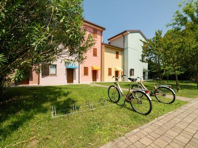 Photo for Comfortable homes on a vacation island in the Gulf of Venice