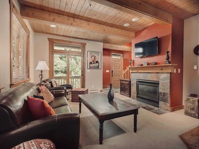 Photo for A Beautiful Park City Condo, close to the lifts and Historic Main Street