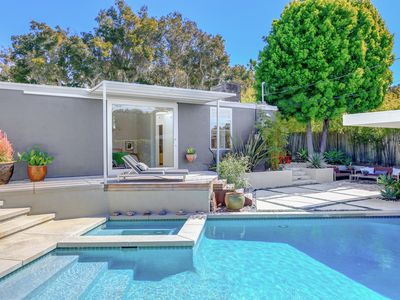Photo for 2 bed/2 bath Pool Home - walk to Venice Blvd!