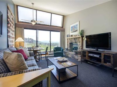 Photo for BT606 by Mountain Resorts: Valley views ~ Pool & hot tubs ~ Walk to Village