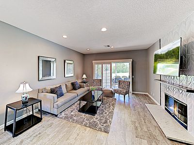 Photo for New Listing! Pool, Hot Tub & Fitness Center at All-New Desert Falls Condo