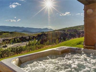 Photo for Gorgeous Get Away- Near Main & Mtn Trails / Amazing Views from Private Hot Tub!