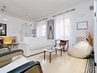Photo for Rome, near the Colosseum, characteristic apartment for 6 people