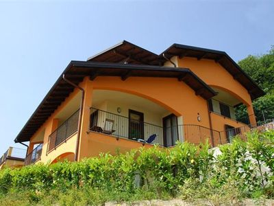 Photo for 1BR Apartment Vacation Rental in Oggebbio, Piedmont