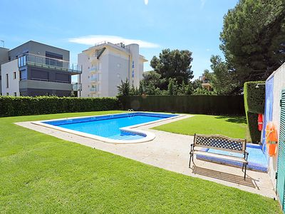 Photo for 2 bedroom Apartment, sleeps 4 in l'Hospitalet de l'Infant with Pool and WiFi