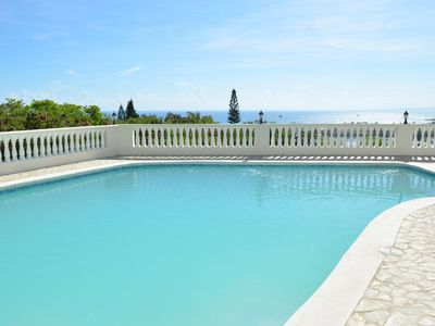 Photo for Private Gated Entrance, Pool, Jacuzzi Tubs, Awesome Views, Staffed