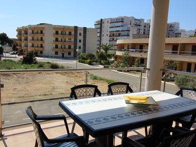 Photo for New, spacious, bright, very good quality building, just 50 meters from the beach.