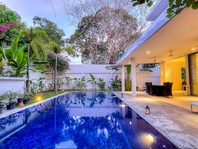 Photo for MIGUEL , wonderful modern villa private