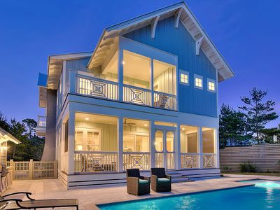 Photo for Stunning New Construction w/ Golf Cart, Pool, 6 Bikes