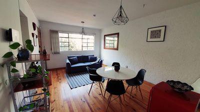 Photo for Modern Apartment in the heart of  Roma Norte