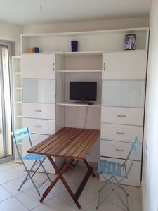 Photo for Pretty little 3 room sea view and direct beach access