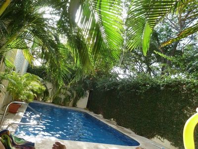 Photo for La Buena Vida 4 - Quiet Luxury Steps from Tamarindo Restaurants, Shops and Beach