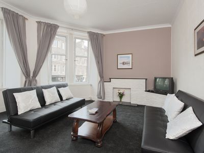 Photo for The Easter Road Residence - Two Bedroom Apartment, Sleeps 8