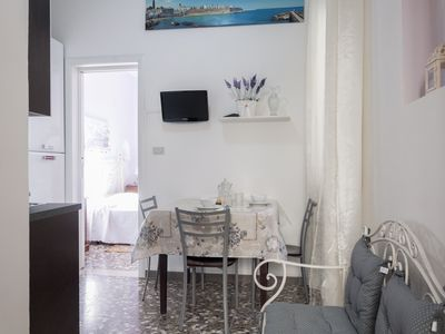 Photo for Romantic Apartment in Monopoli for 2 People near the beaches