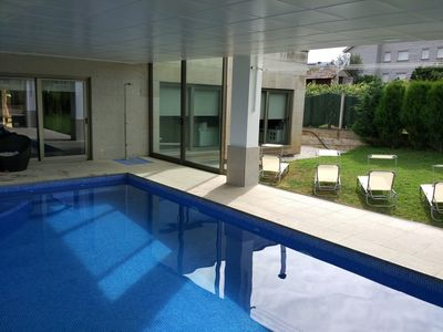 Photo for Design house with pool.