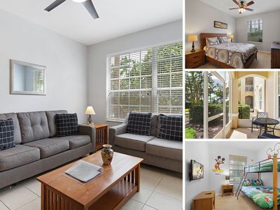 Photo for Comrow Retreat | Windsor Hills condo with luxury furnishings and fun kids room