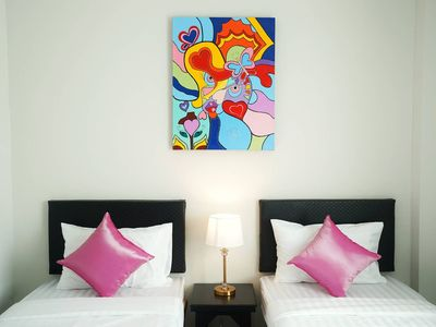 Photo for Sabai Twin Bed with Breakfast