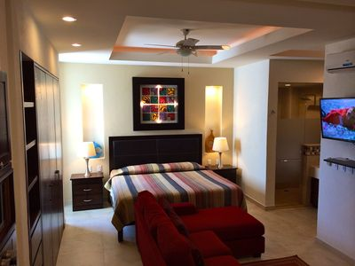 Photo for V399! New, Modern Condo in the Heart of Old Town, 'Casa del Rey'