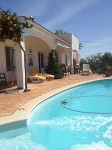 Photo for Private Villa with private pool rural quiet setting