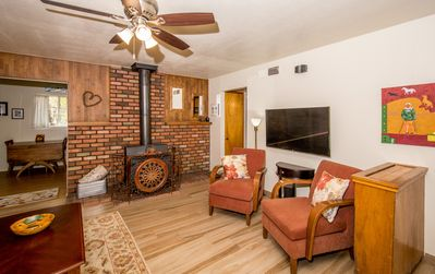 Photo for Cozy Holiday Home, Midtown Flagstaff Location
