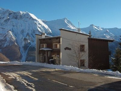 Photo for 3pers STUDIO. in cottage 300m from the slopes in ORCIERES MERLETTE