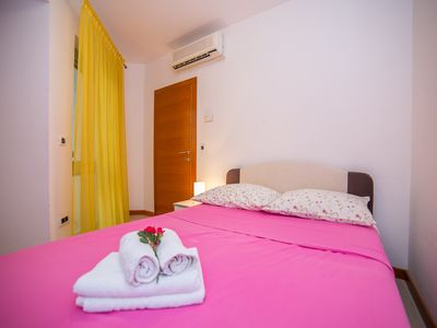 Photo for Luxury Two Bedrooms Apartment in Makarska A4