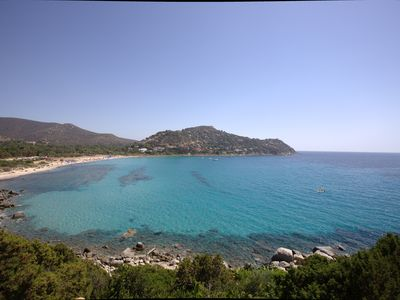 Photo for Seafront villa, Torre delle Stelle, Sardinia