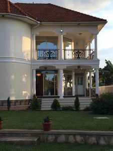 Photo for Beautiful two-level, fully furnished 4 bedroom house with WiFi