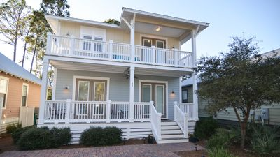 Photo for Charming Home in Quiet Beach Community~1 Minute Walk to Resort Pool