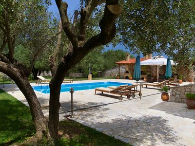 Photo for Exquisite Villa With Private Pool, BBQ, Wooden Stove, Lovely Countryside Views