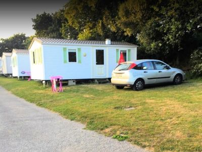 Photo for Camping D'Ys ** - Mobilhome for 5 People