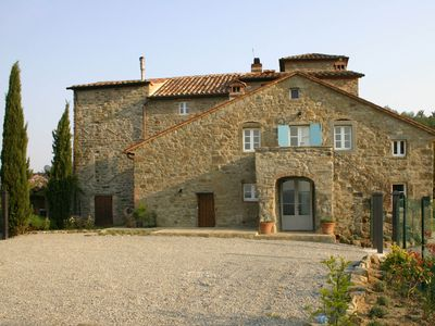 Photo for Beautiful Villa With Private Pool And Incredible Views Near Cortona
