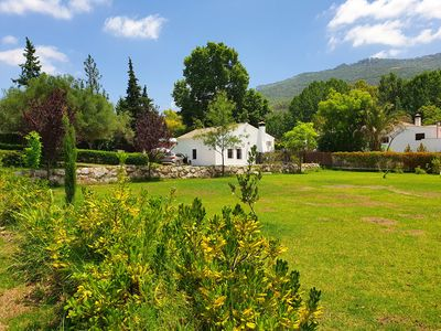 Photo for cottage with private  garden Andalucia Natural Park Sierra Grazalema
