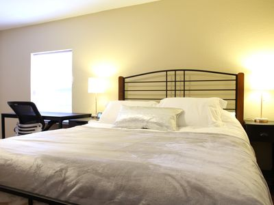 Photo for New Immaculate Executive Hideaway Suite