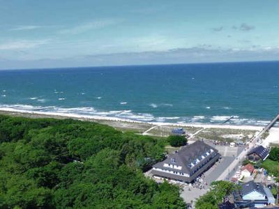 Photo for Double Room with Balcony and Bath - Strandhotel Ostseewoge