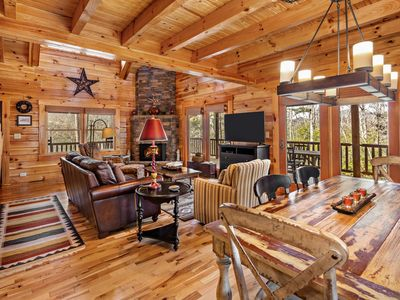 Photo for Bear With Us - Mr Lake Lure Vacation Rentals