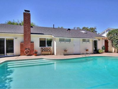 Photo for Santa Barbara 4BR 2BA, Pool, Hot Tub, Beaches,Wineries, Sleep 9+, UCSB,Bacara