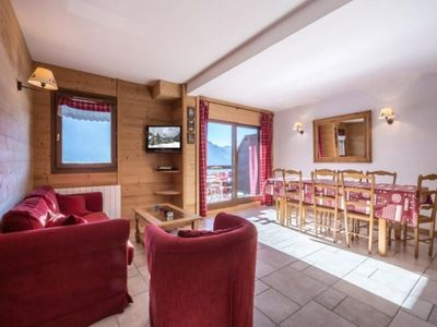 Photo for Apartment La Clusaz, 3 bedrooms, 8 persons