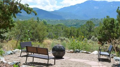 Photo for Pinon Paradise Compound Great Sunrise Mountain Views peaceful and serene
