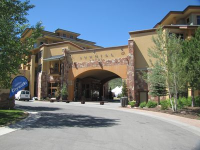 Photo for Sundial Lodge 3BR/3BA Ski-In~Ski-Out Overlooks Canyons Village - No Cleaning Fee