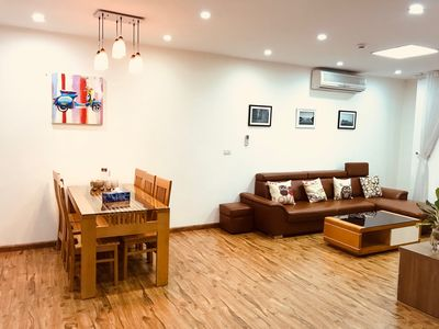 Photo for Modern&Luxury 3BR Apartment at Golden Palace My Dinh Ha Noi - Lotus Hometel